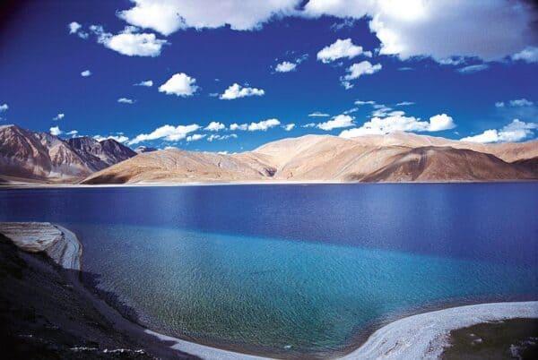Leh ladakh lake view