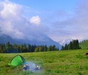 Buran Ghati trekking