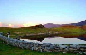 chanshal lake view