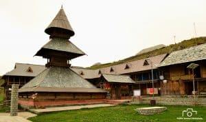 prasher rishi temple
