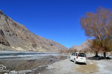 SAFARI ADVENTURE FROM CHANDIGARH TO SPITI