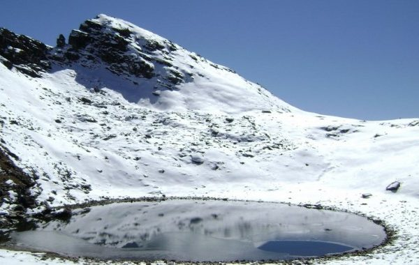 Bhrigu lake trek in Mnalai Himachal Pradesh