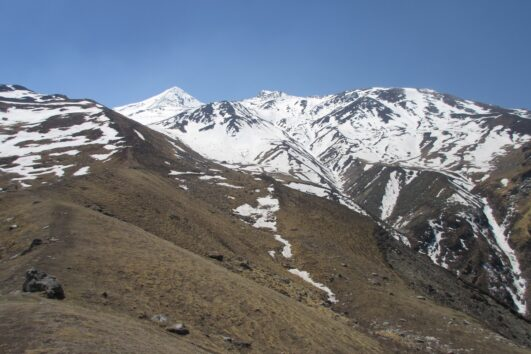 brahmatal trek best trekking site in India Uttrakhand