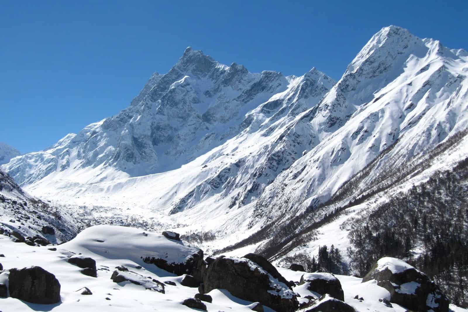 har ki dun trek best trekking place in india uttrakhand