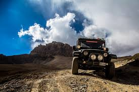 mahindra thar adventure at shimla