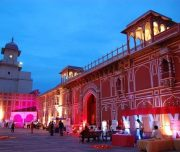 pink city jaipur himalayan footslog tour packages