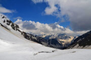 chandrnahan snow trekking