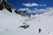 Chandernahan Snow Trekking at Himachal