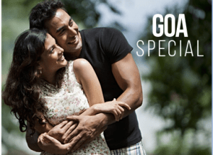 Goa honeymoon packages organised by himalayan footslog