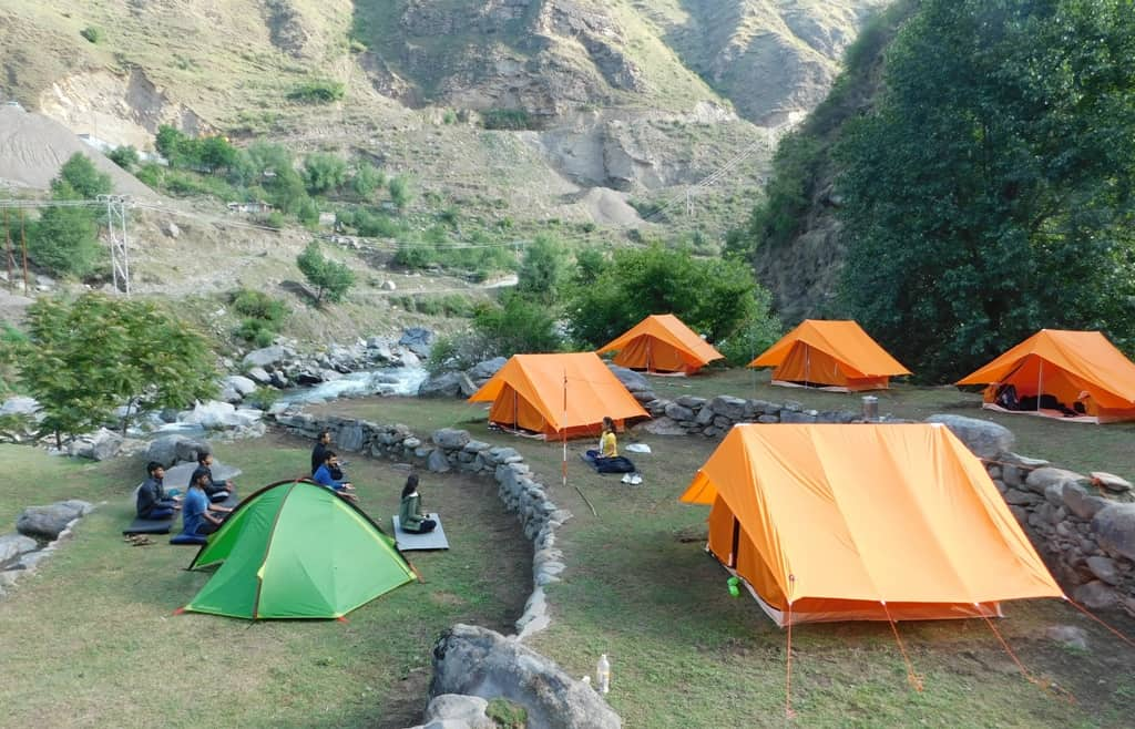Chanshal Valley Camps