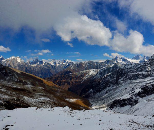 Rupin Pass Trekking at himachal