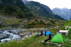 Uraknaal -rupin pass trek