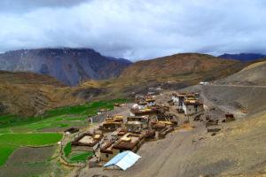 Hikkim village trekking