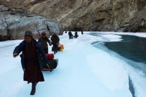 chadar trek forzen river trek